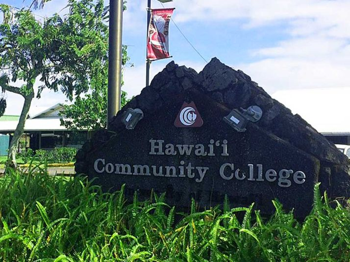 Hawaii Community College  IEP